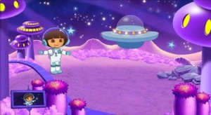 DORA'S GREAT BIG WORLD
