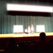 英語の発表会