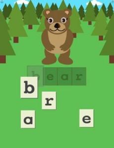 幼児におすすめな英語アプリFirst Words Animals2
