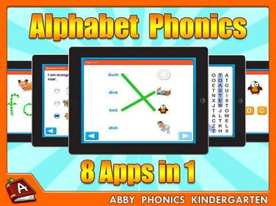 bby Phonics - Kindergarten HD Free Lite