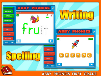 Abby Phonics Spelling