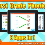 Abby Phonics - First Grade free Lite