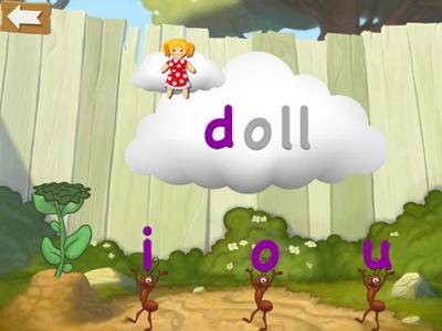 幼児向けbusuu.com Kids App文字