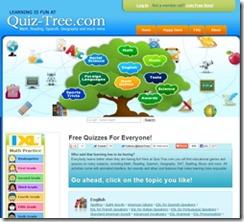 quiz-tree