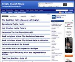Simple English News
