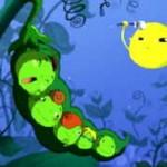 英語で子供向けアニメ動画「Five Peas」