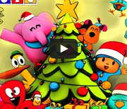 Pocoyo-Christmas-song