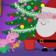 Peppa Pigのクリスマスエピソード