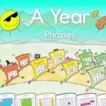 12ヶ月の英語フレーズ動画