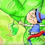 ジャックと豆の木英会話ストーリー