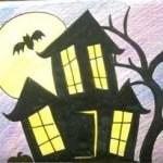 ハロウィンの描き方