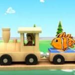 幼児英語3Dアニメ