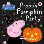 ハロウィン絵本「Peppa Pig Pumpkin Party」