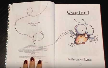 Read-Aloud Hi! Fly Guy