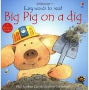 「Big pig on a dig」読み聞かせ