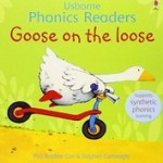 フォニックス絵本Goose on the loose