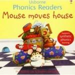 フォニックス絵本Mouse Moves House