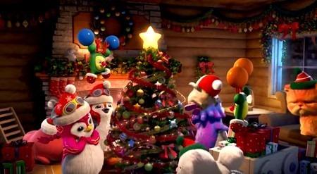 クリスマスソング動画