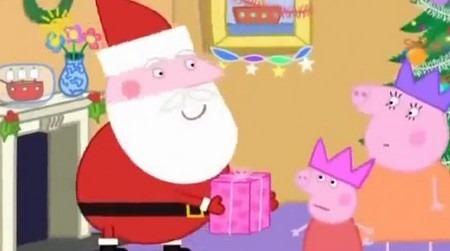 Peppa Pig Christmas Episodes Santa's Visit