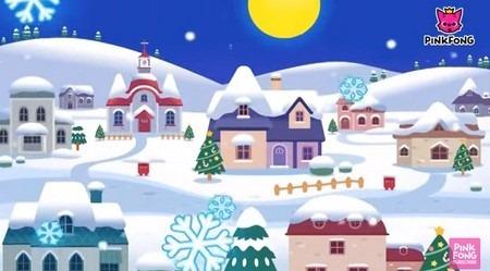 PINKFONGの幼児向けクリスマスソング動画