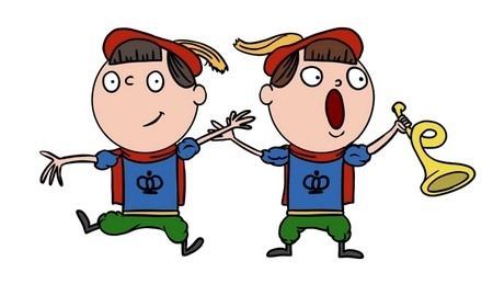フォニックスの子供向けショートアニメ