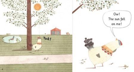 Chicken Licken英語絵本