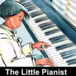 英語絵本The Little Pianist