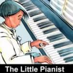 英語絵本The Little Pianist