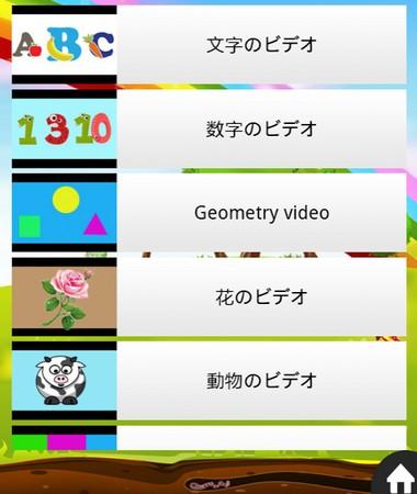 子供向けの英語アニメ動画