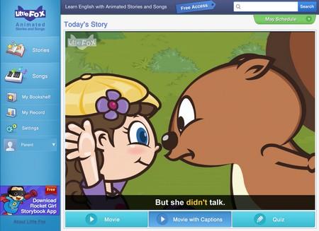 英語童話ライブラリーToday's Free Story