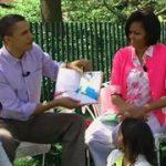 オバマ大統領による絵本の読み聞かせ