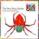 英語絵本の読み聞かせ動画「The Very Busy Spider」