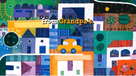 The Journey Home from Grandpa'sの歌