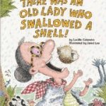 There Was An Old Lady Who Swallowed A Shell読み聞かせ