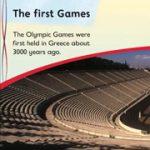 オリンピックの英語絵本