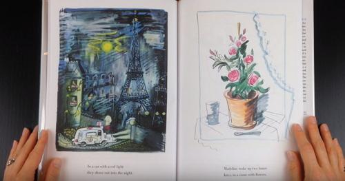 英語の絵本『Madeline』