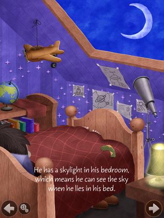 しかけ絵本Who Stole The Moon?