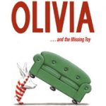 英語絵本Olivia and the Missing Toy
