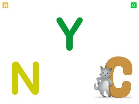 ABC Alphabet Phonics3択