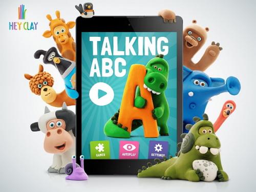 フォニックスABCアプリ『Talking ABC』