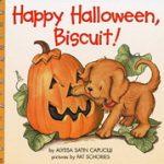 ハロウィーンの英語絵本『Happy Halloween, Biscuit!』
