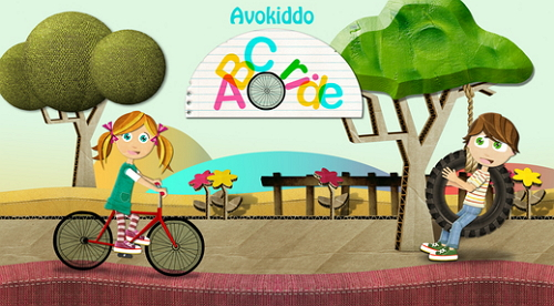 Avokiddo ABC Ride