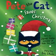 Pete the Cat Saves Christma