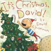 クリスマス向け英語絵本『it's Christmas David』