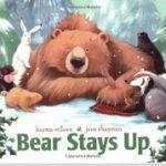 クリスマスの英語絵本『Bear Stays Up For Christmas』
