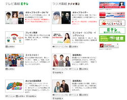 Eテレ(NHK)の英語学習番組
