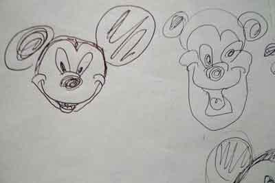 Mickeyもどき