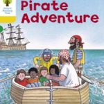 Pirate Adventure読み聞かせ
