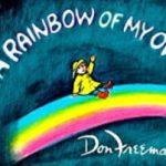 英語絵本の読み聞かせ「A Rainbow of My Own」