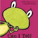英語絵本の読み聞かせ「Can I Tell You a Secret?」